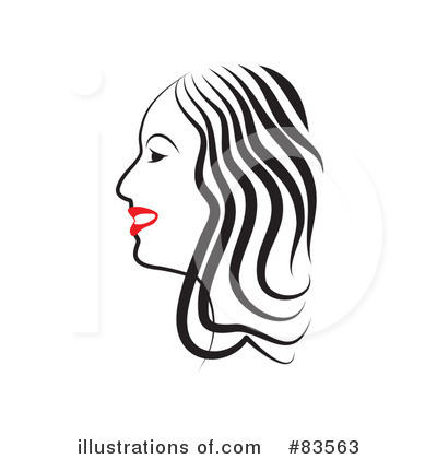 Royalty-Free (RF) Woman Clipart Illustration by Prawny - Stock Sample #83563