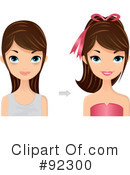 Woman Clipart #92300
