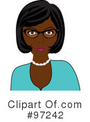 Woman Clipart #97242