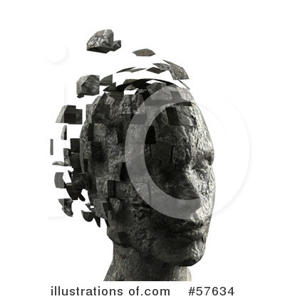 Womans Head Clipart #57634 by Julos