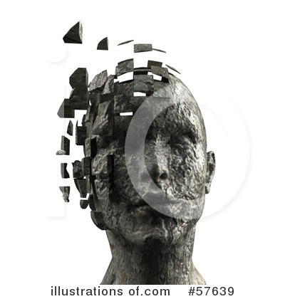 Womans Head Clipart #57639 by Julos