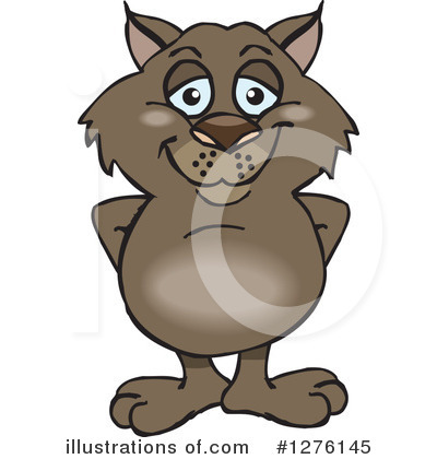 Wombat Clipart #1276145 by Dennis Holmes Designs