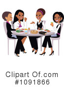 Royalty-Free (RF) Women Clipart Illustration #1091866