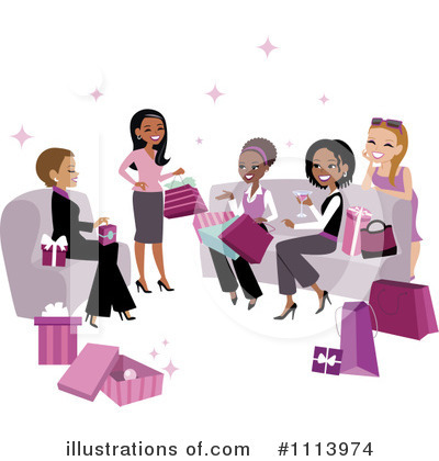 Diversity Clipart #1113974 by Monica