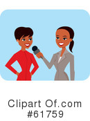 Women Clipart #61759 by Monica