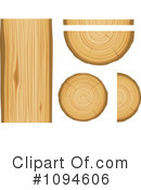 Wood Clipart #1094606 by Vector Tradition SM
