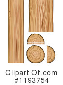 Wood Clipart #1193754 by Vector Tradition SM
