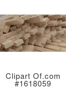 Wood Clipart #1618059 by KJ Pargeter