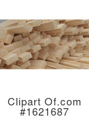 Wood Clipart #1621687 by KJ Pargeter