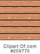 Royalty-Free (RF) wood Clipart Illustration #209770