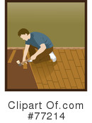 Wood Flooring Clipart #77214 by Rosie Piter