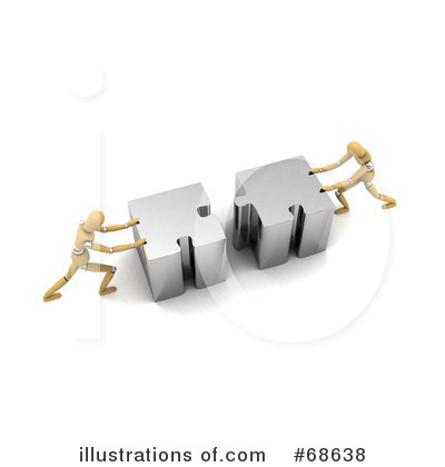Puzzle Clipart #68638 by stockillustrations