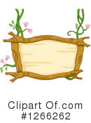 Wood Sign Clipart #1266262 by BNP Design Studio