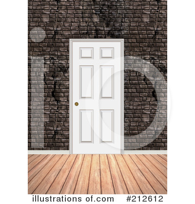 Doors Clipart #212612 by Arena Creative