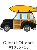 Royalty-Free (RF) Woodie Clipart Illustration #1095766