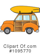 Royalty-Free (RF) Woodie Clipart Illustration #1095770