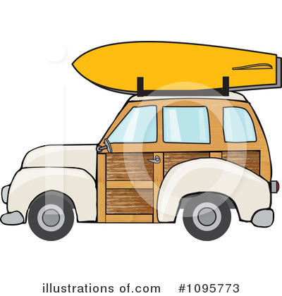 Woodie Clipart #1095773 by djart
