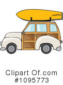 Royalty-Free (RF) Woodie Clipart Illustration #1095773
