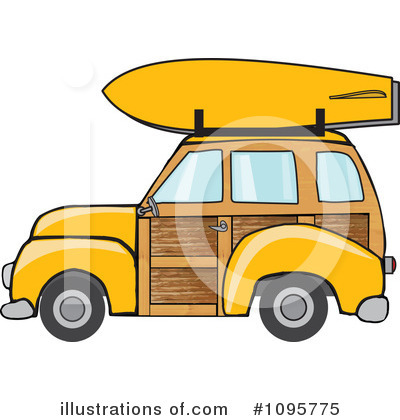 Woodie Clipart #1095775 by djart
