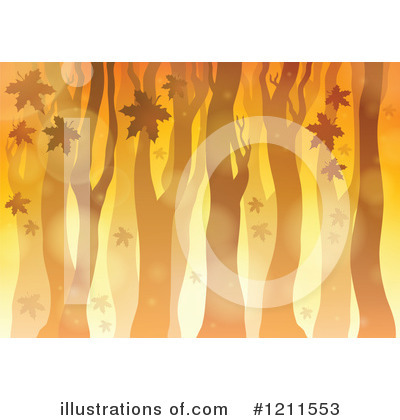 Tree Clipart #1211553 by visekart