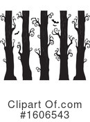 Woods Clipart #1606543 by visekart