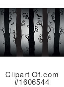 Woods Clipart #1606544 by visekart