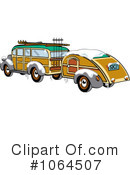 Woody Car Clipart #1064507