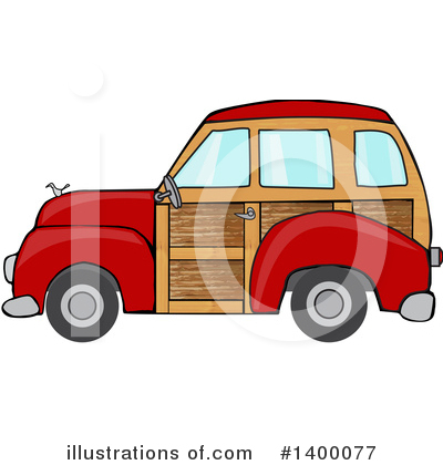 Woodie Clipart #1400077 by djart