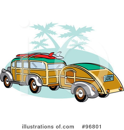 Woodie Clipart #96801 by Andy Nortnik