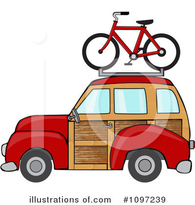 Woodie Clipart #1097239 by djart