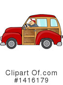 Royalty-Free (RF) Woody Clipart Illustration #1416179