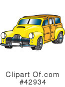 Royalty-Free (RF) Woody Clipart Illustration #42934