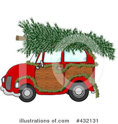 Woodie Clipart #432131 by djart