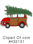 Royalty-Free (RF) Woody Clipart Illustration #432131