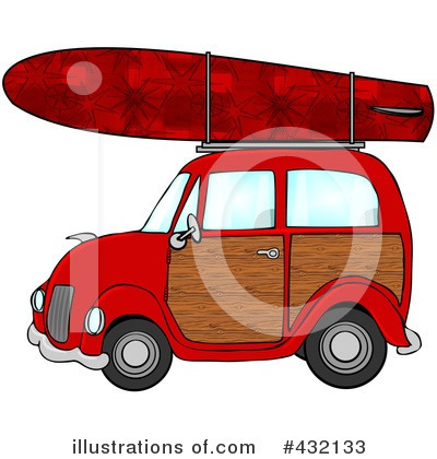 Woodie Clipart #432133 by djart