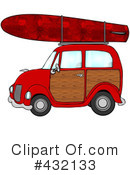 Royalty-Free (RF) Woody Clipart Illustration #432133