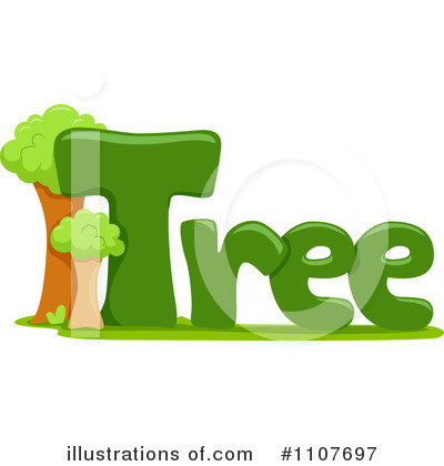 Tree Clipart #1107697 by BNP Design Studio