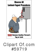 Work Safety Clipart #59719 by djart