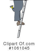 Royalty-Free (RF) Worker Clipart Illustration #1061045