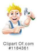 Worker Clipart #1184361 by AtStockIllustration