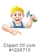 Worker Clipart #1226710 by AtStockIllustration