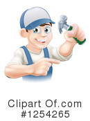 Worker Clipart #1254265 by AtStockIllustration