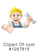 Worker Clipart #1267815