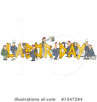 Secretary Clipart #1347294 by djart