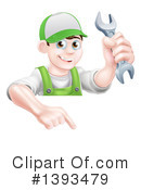 Worker Clipart #1393479