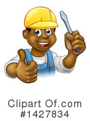 Worker Clipart #1427834 by AtStockIllustration