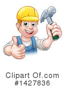 Worker Clipart #1427836 by AtStockIllustration
