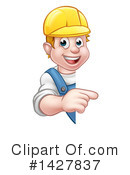 Worker Clipart #1427837 by AtStockIllustration