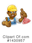 Worker Clipart #1430957 by AtStockIllustration