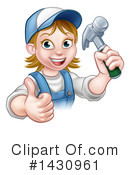Worker Clipart #1430961 by AtStockIllustration